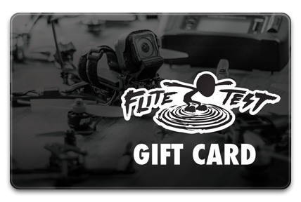 FliteTest Physical Gift Card